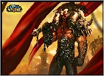 World Of Warcraft, Wojownik, Garrosh Hellscream