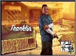 Gta 5, Franklin