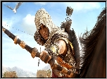Assassins Creed Origins, Bayek, Łuk