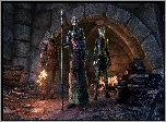 The Elder Scrolls Online Blackwood, Trzy, Postacie