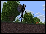 Enderman, Minecraft