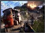 Far Cry 4, Strzelanina