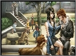 Final Fantasy VIII, Postacie, Pies