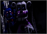 Gra, Five Nights at Freddys, Postacie, Misie