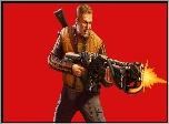 "Gra, Wolfenstein, Postać, William Blazkowicz, William Joseph ""B.J."" Blazkowicz, Kapitan"