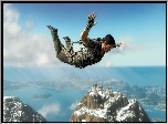 Just Cause 2, Skoczek