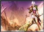 League Of Legends, Riven