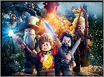 Lego The Hobbit, Gra