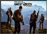 Tom Clancy's Ghost Recon Wildlands, Góry, Broń, Żołnierze