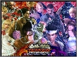 Tekken Tag Tournament 2, Dead OR Alive 5, Postacie