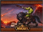 potwór, fantasy, World Of Warcraft