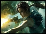 Tomb Raider Guardian Of Light, Lara Croft