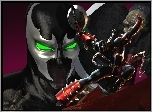 Soul Calibur II, Spawn