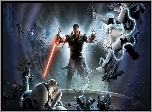Gra, Star Wars: The Force Unleashed, Galen Marek, Starkiller