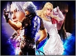 Tekken Tag Tournament 2, Lee Chaolan, Lili