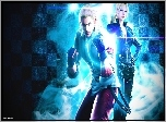 Tekken Tag Tournament 2, Steve Fox, Nina Williams