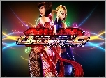 Tekken Tag Tournament 2, Anna Willaims, Nina Williams