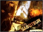 The Saboteur, Wybuch, Sean