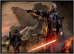 Star Wars: The Old Republic, Lord Sithów, Darth Malgus, Walka