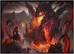 Gra, World of Warcraft: Cataclysm, Postacie, Thrall, Deathwing