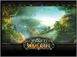 World Of Warcraft, most, dżungla, fantasy