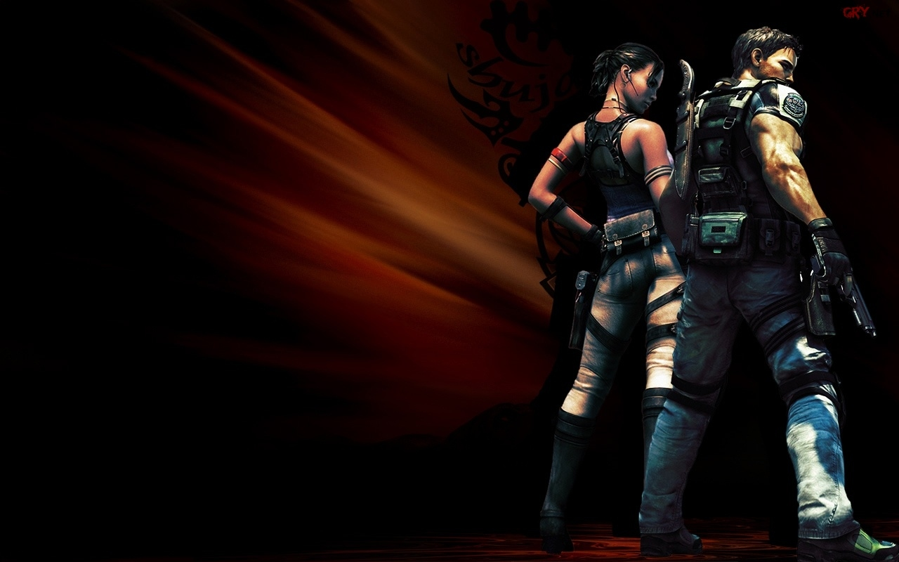 Bohaterowie, Resident Evil 5