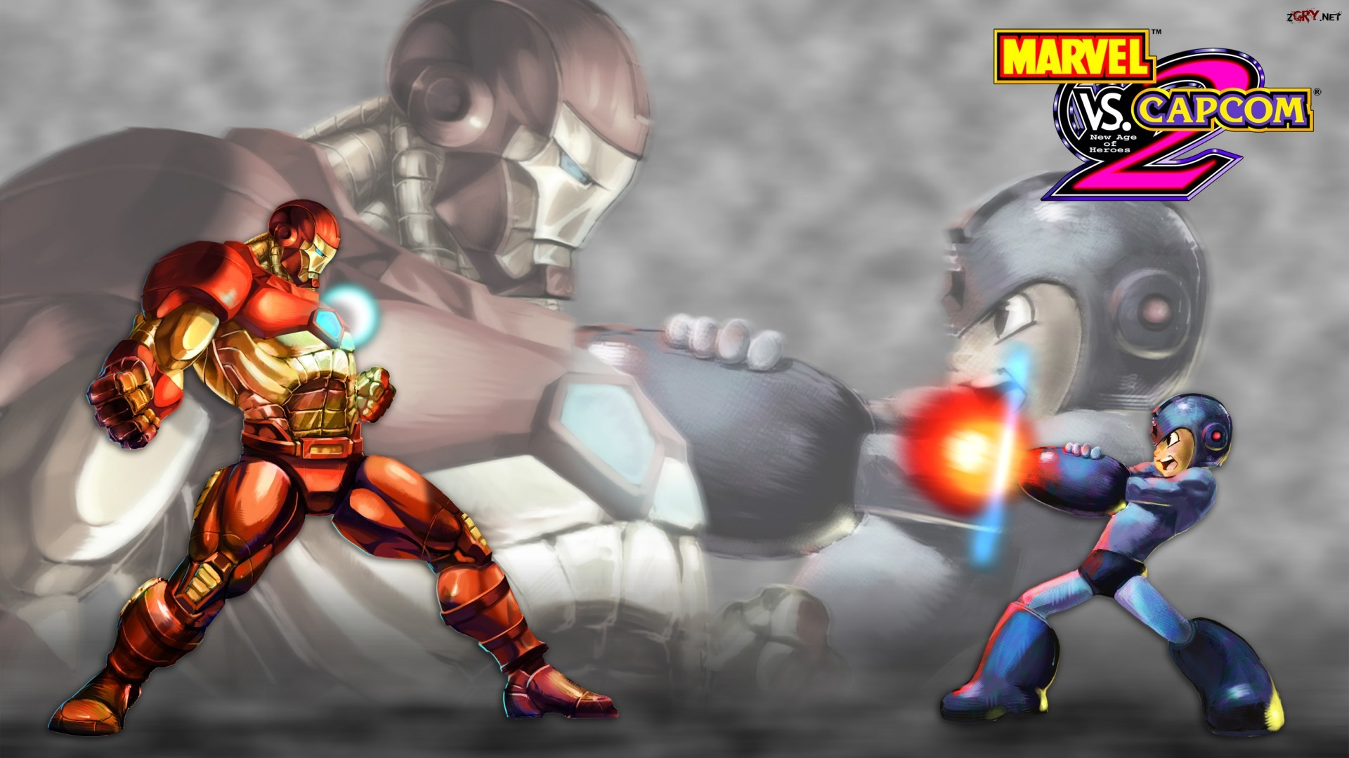 Gra, Marvel VS Capcom 2