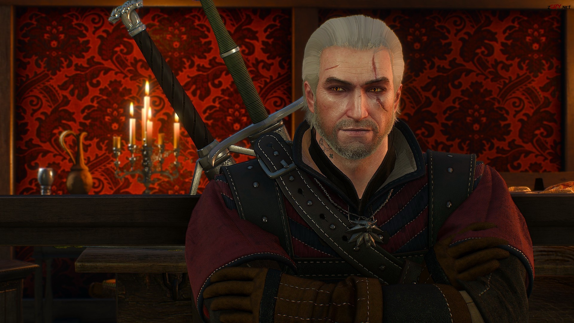 Gra, Wiedźmin 2 Zabójcy królów, The Witcher 2 Assassins of Kings, Geralt z Rivii