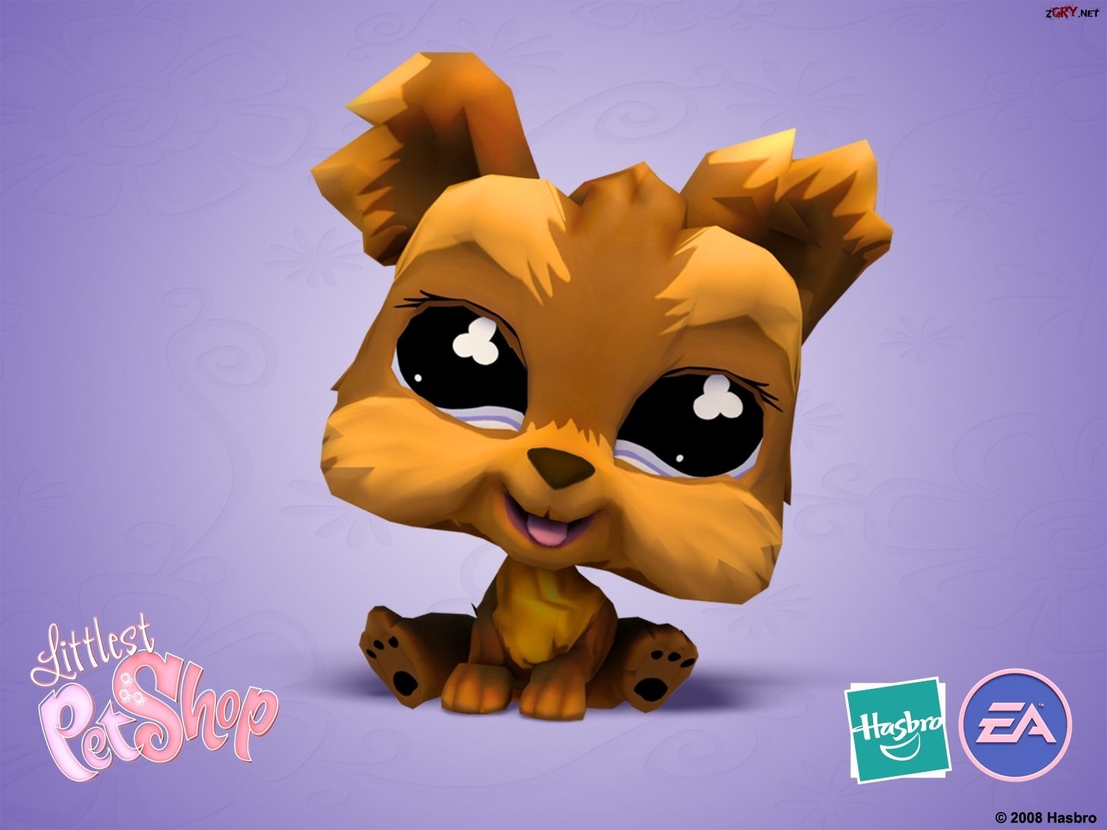 Piesek, Littlest Pet Shop